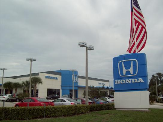 Courtesy Palm Harbor Honda