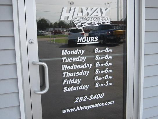Hi-Way Motor Company 1