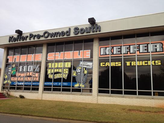 Keffer Pre-owned South