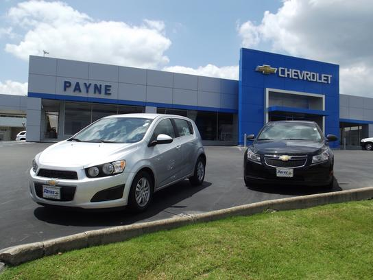 Payne Chevrolet Car Dealership In Springfield Tn 37172 Kelley Blue Book