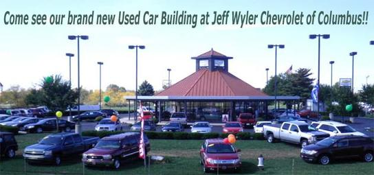 Jeff Wyler Chevrolet >> Jeff Wyler Chevrolet Of Columbus Car Dealership In Canal