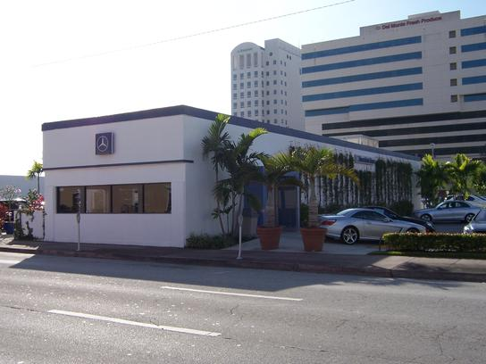 Mercedes-Benz of Coral Gables  A Bill Ussery Motors Company 2