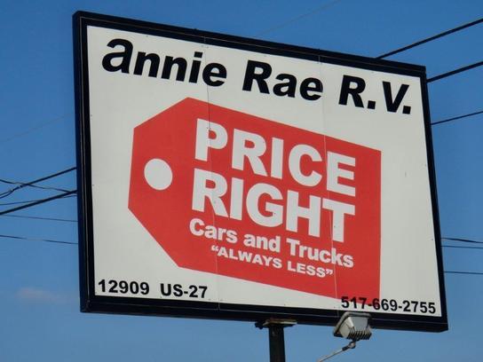 Price Right Auto Rv Car Dealership In Dewitt Mi 48820 9377 Kelley Blue Book