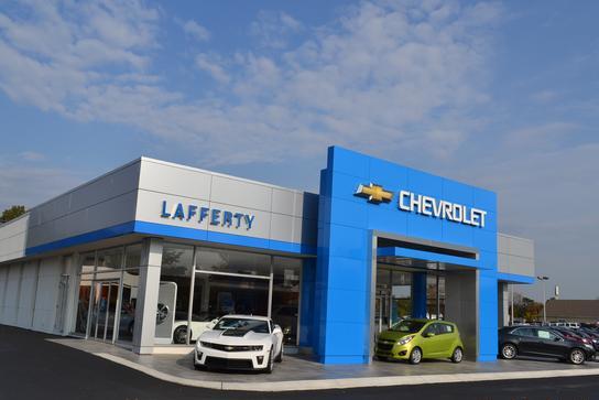 Lafferty Chevrolet car dealership in Warminster, PA 18974-3126 ...