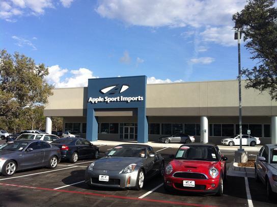 apple sport imports car dealership in austin tx 78726 kelley blue book. Black Bedroom Furniture Sets. Home Design Ideas