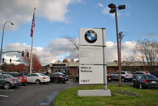 BMW of Bellevue car dealership in Bellevue WA 98005  Kelley Blue