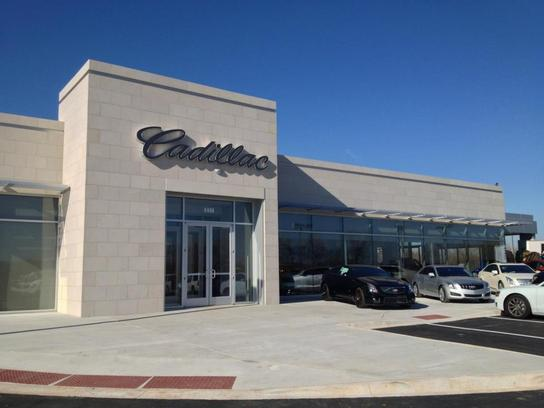 Bob Moore Cadillac of Norman 1