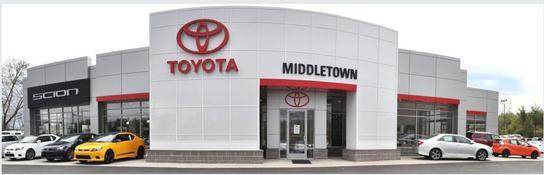 Middletown Toyota Scion 3
