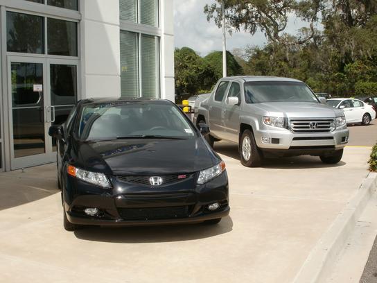 Honda St Augustine >> Coggin Honda Of St Augustine Car Dealership In St