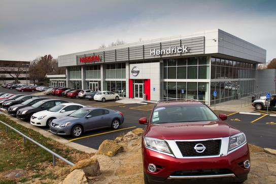 Hendrick Nissan Kansas City 1