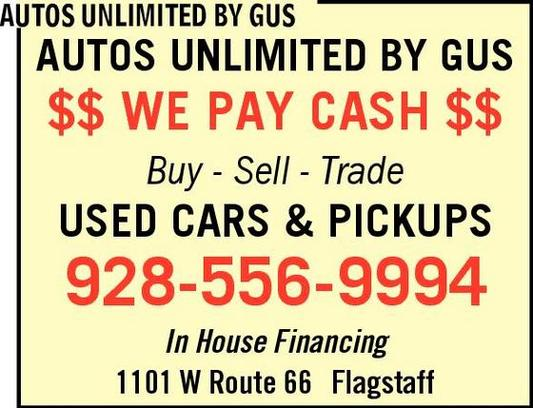 Autos Unlimited by Gus 2