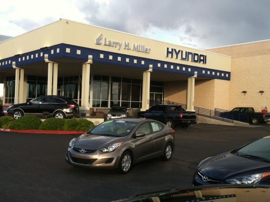 Larry H Miller Hyundai Albuquerque