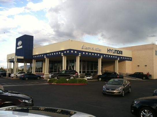 Larry H. Miller Hyundai Albuquerque 1 ...