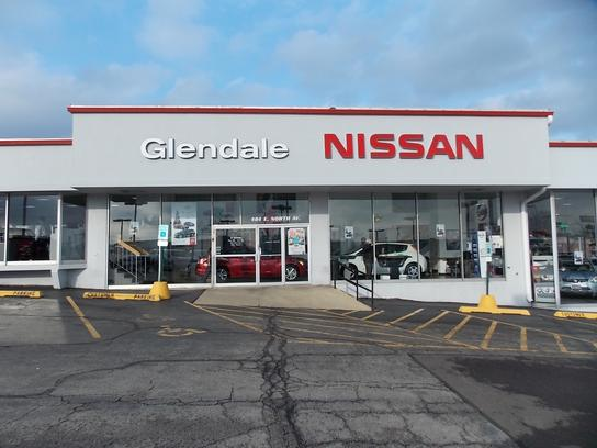 Glendale Nissan Car Dealership In Glendale Heights, IL 60139 | Kelley Blue  Book