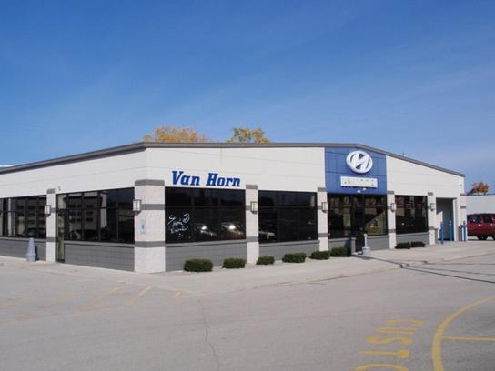 Van Horn Hyundai Mazda of Sheboygan car dealership in Sheboygan, WI