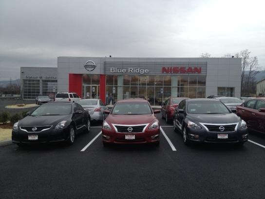 Blue Ridge Nissan 1