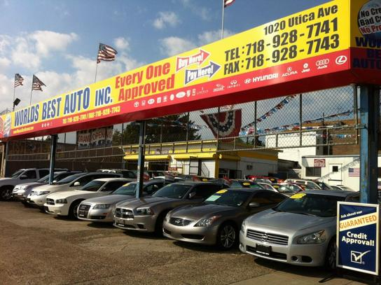 Car Dealerships In Brooklyn >> Worlds Best Auto Inc Car Dealership In Brooklyn Ny 11203 Kelley