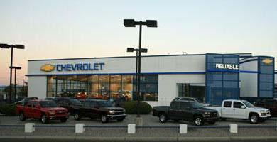 Reliable Chevrolet Car Dealership In Albuquerque Nm 87114