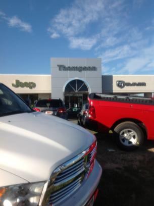 Thompson Chrysler Jeep Dodge Ram of Harford County 1