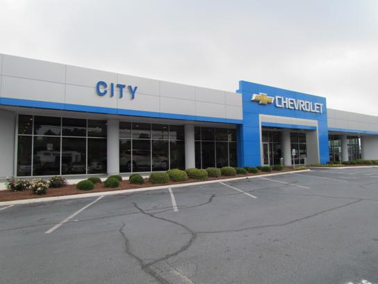Rick Hendrick City Chevrolet 2