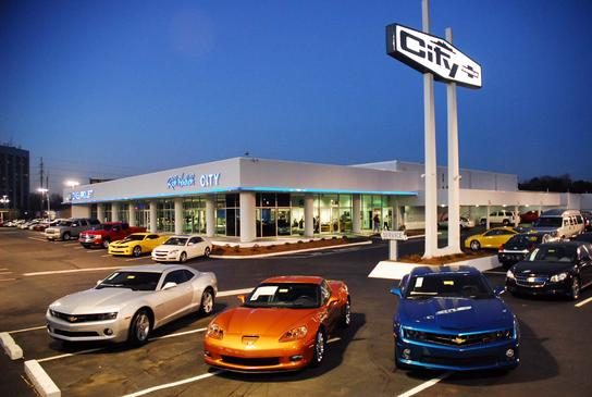 Chevy Dealership Charlotte Nc >> Rick Hendrick City Chevrolet Car Dealership In Charlotte Nc