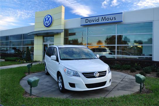 David Maus Vw >> David Maus Vw North Car Dealership In Orlando Fl 32810 5802