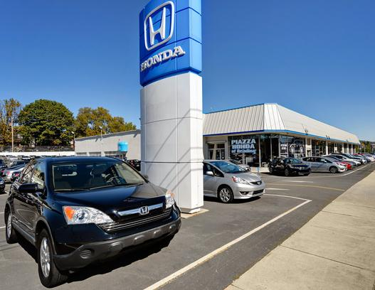 Piazza Honda Acura of Reading