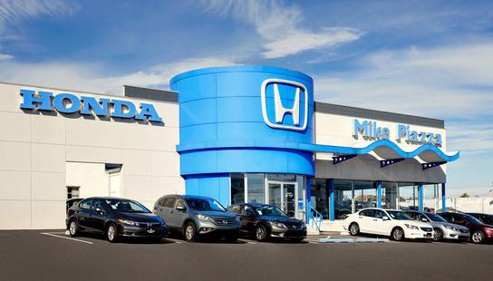 Mike Piazza Honda >> Mike Piazza Honda Piazza Auto Group Car Dealership In