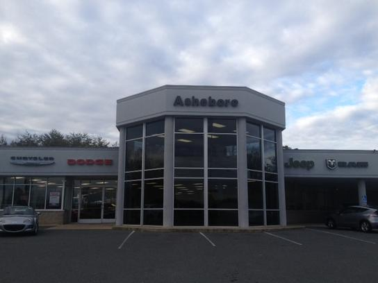 Asheboro Chrysler Dodge Jeep Ram Car Dealership In