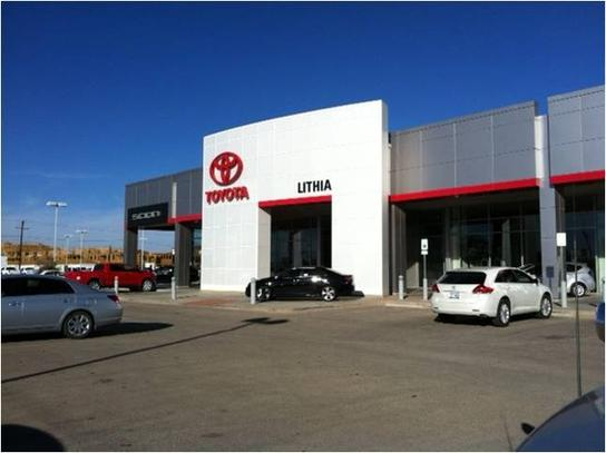 Car Dealerships In Odessa Tx >> Lithia Toyota Scion Of Odessa Car Dealership In Odessa Tx