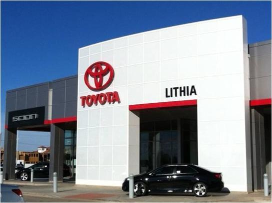 Lithia Toyota Scion Of Odessa