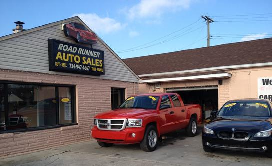 Road Runner Auto Sales >> Road Runner Auto Sales Car Dealership In Taylor Mi 48180 Kelley