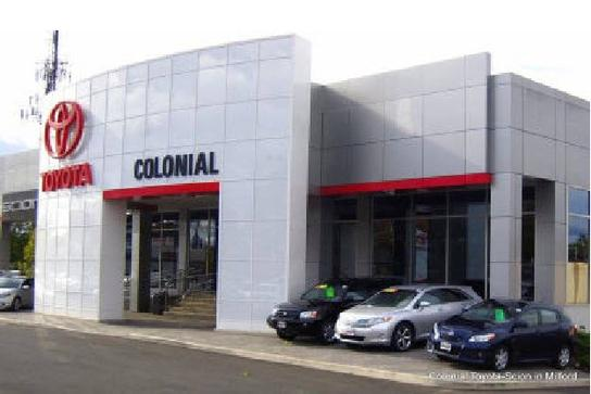 Colonial Toyota 1