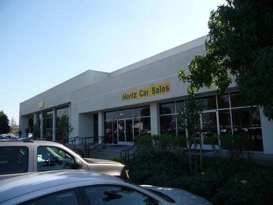 Hertz Car Sales Fresno