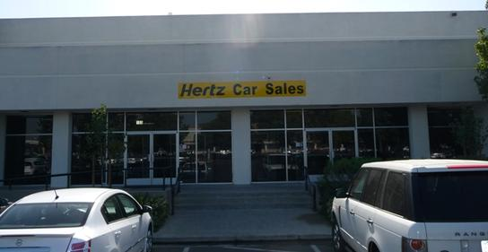 Hertz Car Sales Fresno 1