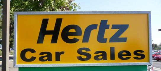 Hertz Car Sales Fresno 2