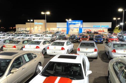 Car Dealerships Peoria Il >> Uftring Weston Chevrolet Cadillac Car Dealership In Peoria