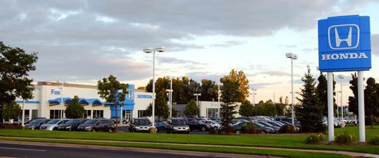 Honda Grand Rapids >> Fox Honda Car Dealership In Grand Rapids Mi 49512 Kelley