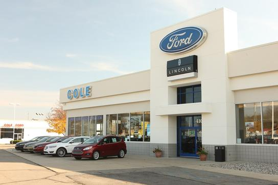 Cole Ford Lincoln LLC