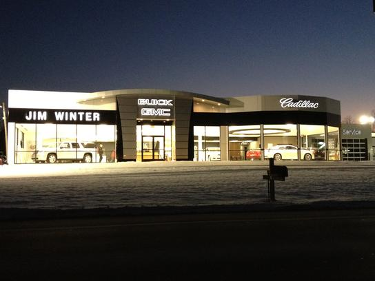Jim Winter Buick GMC Cadillac Car Dealership In Jackson MI - Gmc cadillac dealer