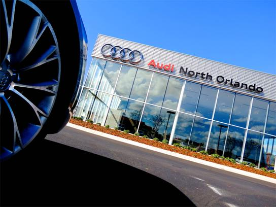 Audi North Orlando I Exit C Car Dealership In Sanford FL - Audi north orlando