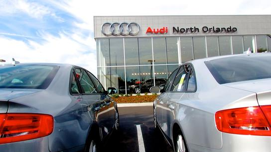 Audi North Orlando I Exit C Car Dealership In Sanford FL - Audi north orlando