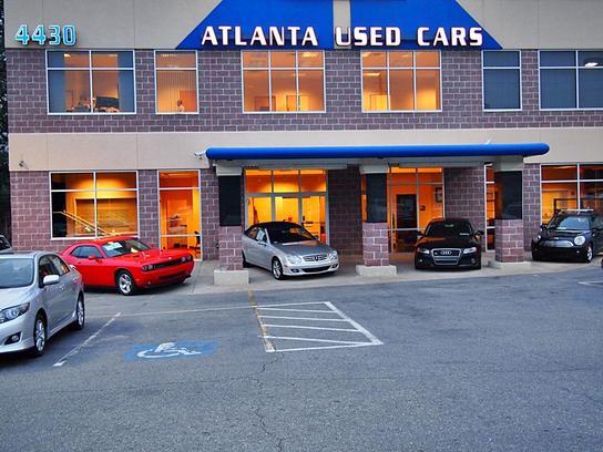 Atlanta Used Cars Sales Lilburn Open 7 Days Car Dealership In