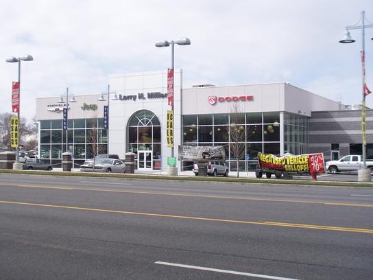 Larry H Miller Bountiful >> Larry H Miller Chrysler Jeep Dodge Ram Bountiful Car Dealership In