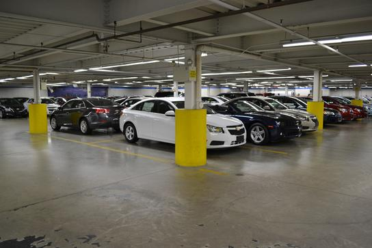 Herb Connolly Chevrolet Car Dealership In Framingham Ma