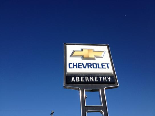 Abernethy Chevrolet Buick GMC car dealership in LINCOLNTON, NC 28092