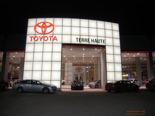 Terre Haute Car Dealerships >> Toyota Of Terre Haute Car Dealership In Terre Haute In 47802 4840