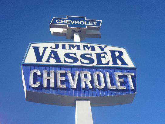 Jimmy Vasser Chevrolet