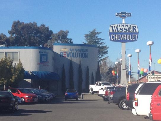 Jimmy Vasser Chevrolet Car Dealership In Napa Ca 94559 Kelley