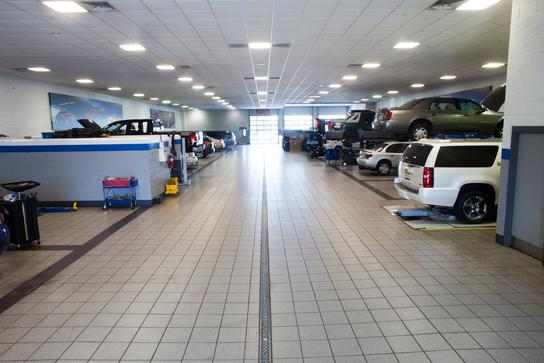 Chevrolet Cadillac Of Turnersville Car Dealership In Turnersville